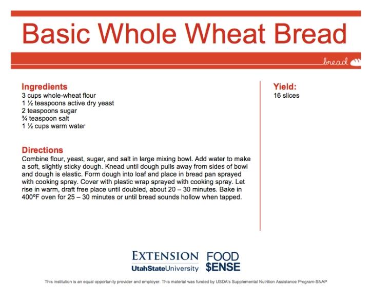 BasicWholeWheatBread_Bread