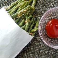 Green Bean Fries